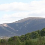 Tinto Hill from The Rowans