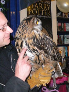 Anya Harry Potter July _07