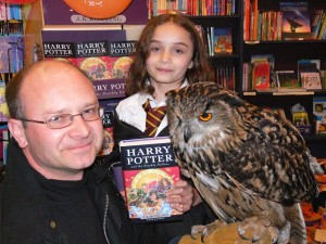 Anya Harry Potter book July _07